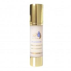 Concentrado hidratante, antioxidante y protector
